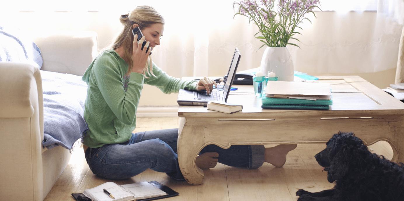 удаленная работа на дому ее плюсы и минусы
